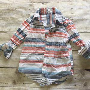 Carters button down shirt